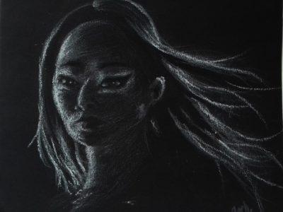 Peindre à l'acrylique technique