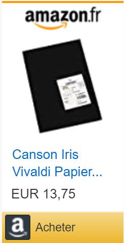 dessin sur papier noir