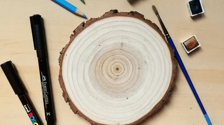Comment dessiner sur du bois